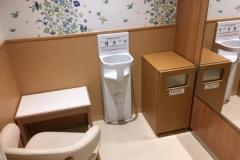 福岡空港(国内線3F ラーメン滑走路横)の授乳室・オムツ替え台情報