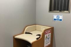 ビックカメラ天神2号館(1F)の授乳室・オムツ替え台情報