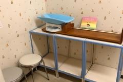 イオン姫路店(2F)の授乳室・オムツ替え台情報