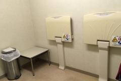 近畿大学医学部奈良病院(2F ベビーシート)の授乳室・オムツ替え台情報