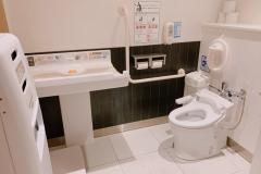 THE OUTLETS HIROSHIMA(ほしかげシティ)(1F)の授乳室・オムツ替え台情報
