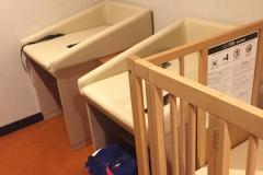 オレンジフェリー(フロント側)の授乳室・オムツ替え台情報