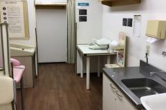 イオン白子店(2F)の授乳室・オムツ替え台情報