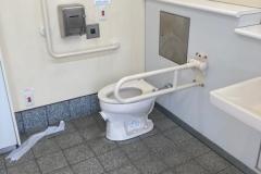 杉田臨海緑地のオムツ替え台情報