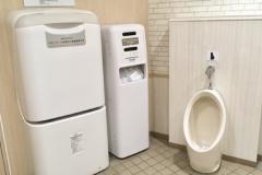イオン板橋前野町店(B1F 女性トイレ内)のオムツ替え台情報