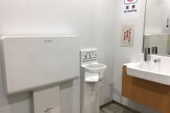 新大阪駅 新幹線改札内の授乳室・オムツ替え台情報