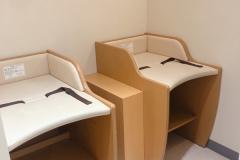 イオン姶良(3F ケンタッキー横トイレ)のオムツ替え台情報