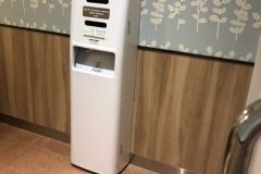 イオンタウン鵜沼(1F)の授乳室・オムツ替え台情報