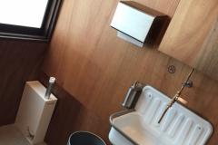 ブルーボトルコーヒー 京都カフェ(1F)のオムツ替え台情報