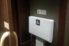 神戸ベイシェラトンホテル&タワーズ(3F)の授乳室・オムツ替え台情報