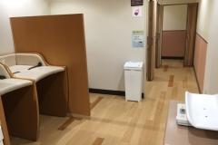 フォレオ大津一里山(2F)の授乳室・オムツ替え台情報