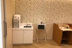 トナリエ  栂・美木多(1F)の授乳室・オムツ替え台情報
