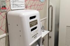 イオンモール岡山店(5階)の授乳室・オムツ替え台情報