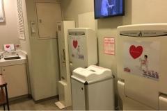 羽田空港 第1旅客ターミナル(2F)の授乳室・オムツ替え台情報