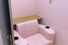 さるやまキッチン内(1F)の授乳室・オムツ替え台情報