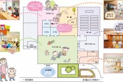 福岡市役所こども未来局関係機関等 早良区西南子どもプラザ(1F)の授乳室・オムツ替え台情報