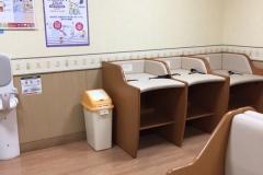 トイザらス  山口店(2F)の授乳室・オムツ替え台情報
