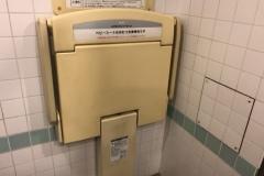 京急線 青物横丁駅のオムツ替え台情報