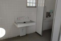 東日暮里1丁目公園(公園内公衆トイレ)のオムツ替え台情報