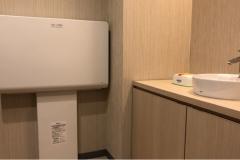 クリナップキッチンタウン 東京(1F)の授乳室・オムツ替え台情報