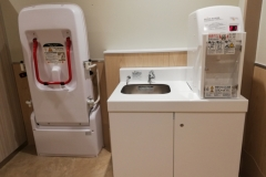 ビバモール本庄(1F)の授乳室・オムツ替え台情報
