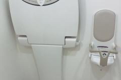 クスリのアオキ久世南店(1F)のオムツ替え台情報