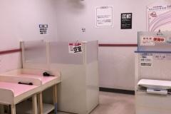 イオン高城店(2F)の授乳室・オムツ替え台情報