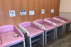 イオンモール猪名川(3F 赤ちゃん休憩室)の授乳室・オムツ替え台情報