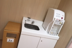 オアシスタウンキセラ(1F)の授乳室・オムツ替え台情報