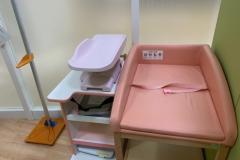 筑西市役所こども部 こども課(B1)の授乳室・オムツ替え台情報