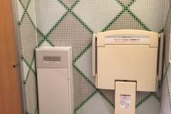 ルピシア 自由が丘本店(2F)のオムツ替え台情報