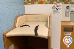 千駄ケ谷駅(改札内)の授乳室・オムツ替え台情報