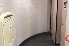京急新子安駅(2F)のオムツ替え台情報