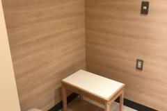 あいたい(3F)の授乳室・オムツ替え台情報