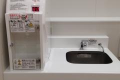 PARCO_ya上野(3F)の授乳室・オムツ替え台情報