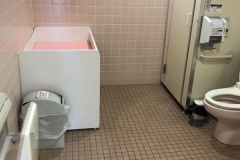 西松屋鈴鹿店(1F)の授乳室・オムツ替え台情報
