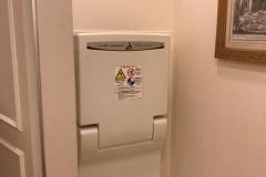 Dai-Ichi Hotel Tokyo(1F)のオムツ替え台情報