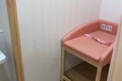 いーてらすの授乳室・オムツ替え台情報