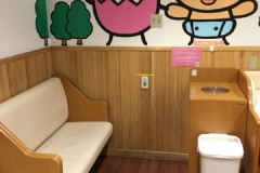 エキュート立川(3F「たまひよステーション」内)の授乳室・オムツ替え台情報