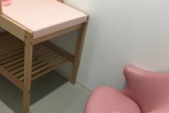 森鴎外記念館(2F)の授乳室・オムツ替え台情報