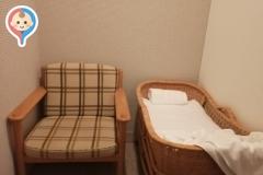 豪円山ロッジ(1F)の授乳室・オムツ替え台情報