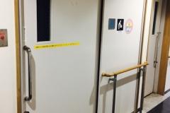練馬区役所 関町リサイクルセンター(1F)のオムツ替え台情報