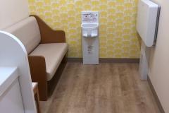 イオン大津店(2階)の授乳室・オムツ替え台情報