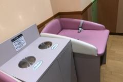 三井アウトレットパーク ジャズドリーム長島(2F キッズルーム内)の授乳室・オムツ替え台情報