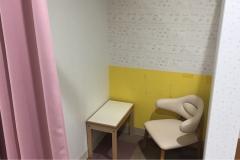 CROSPO千葉浜野店(1F)の授乳室・オムツ替え台情報