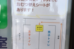 北関東自動車道・壬生PA上りの授乳室・オムツ替え台情報