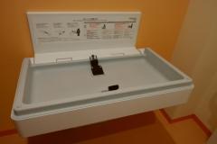 フラスカ モビリティカフェ(1F)のオムツ替え台情報