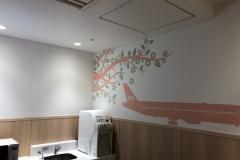 関西国際空港第1ターミナル(2F)の授乳室・オムツ替え台情報