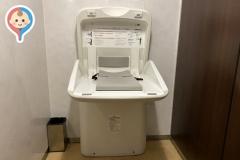 日本特殊陶業市民会館(1F)のオムツ替え台情報