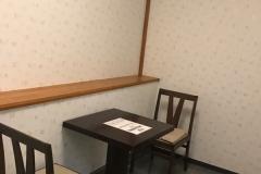 SL喫茶店の授乳室・オムツ替え台情報